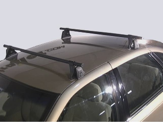 Yakima Q Clips >> Yakima Q Tower Roof Rack Installation 2001 Saturn L Series Video