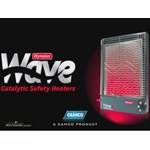 Video mreview of camco olympian wave catalytic safety heater cam57331