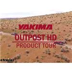 Yakima OutPost Truck Rack with HD Crossbars Manufacturer Review