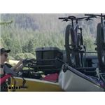 Yakima SkinnyWarrior Roof Rack Cargo Basket Manufacturer Product Tour
