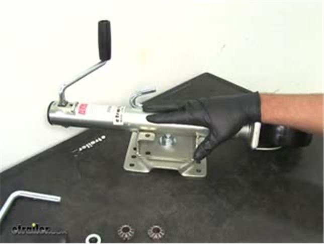 Tekonsha P3 Brake Controller >> Replacement Cap for etrailer and Ram Swivel Marine Jacks