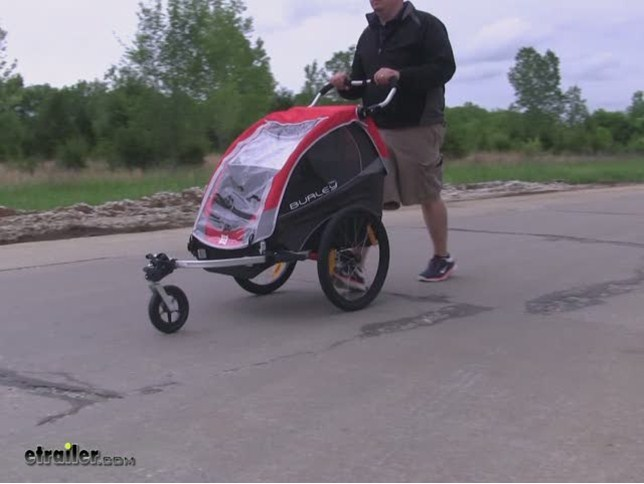 Burley Stroller Kit One Wheel