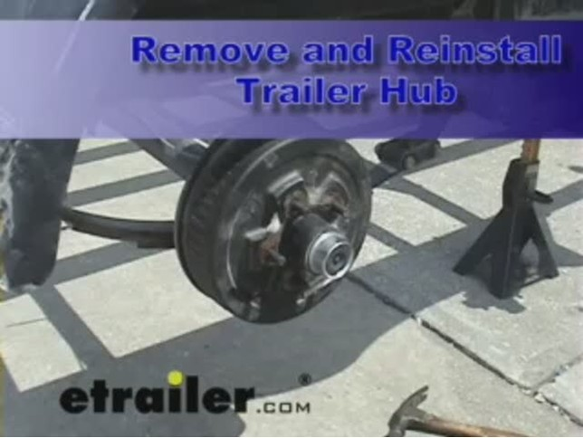 how to make a trailer axle stronger