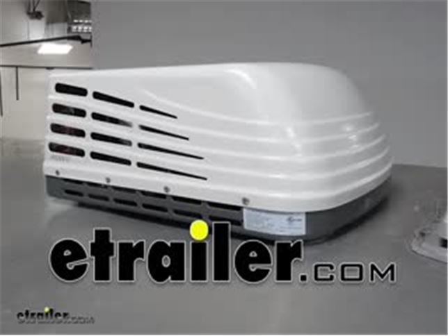 Advent Air Rooftop Rv Conditioner With Heat Strip Review Video Etrailer
