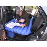 AirBedz Rear Seat Air Mattress Review