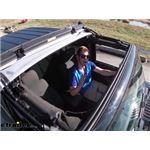 Bestop Jeep Hard Top Sunrider Retractable Cover Review