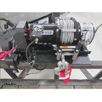 Bulldog Low Profile Trailer Winch with Mounting Plate Review
