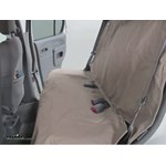Canine Covers Bench Seat Econo Plus Seat Protectors Review