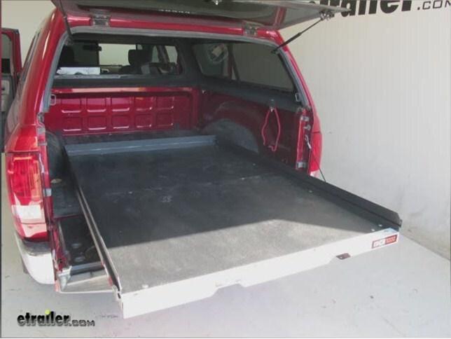 diy sliding/extended bed floor? | tacoma world