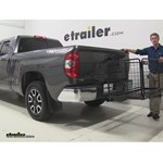 Carpod  Hitch Cargo Carrier Review - 2014 Toyota Tundra