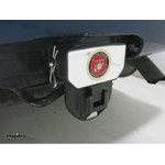 Carr US Marine Corps Logo Hitch Mounted Step Review