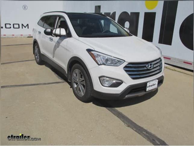 CIPA Dual View Clip On Towing Mirror Installation   2014 Hyundai Santa Fe  Video | Etrailer.com