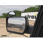 Video review cipa top mounted blind spot mirror cm49805