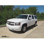 CIPA Custom Towing Mirrors Installation - 2011 Chevrolet Suburban