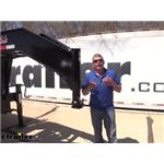 Convert-A-Ball Multi-Cushioned Gooseneck Trailer Coupler Review and Installation