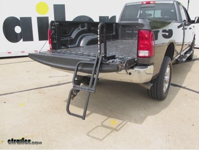 Convert A Ball Step Gate Universal Truck Tailgate Step