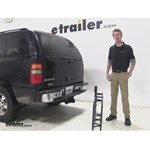 Curt 17x46 Hitch Cargo Carrier Review - 2003 Chevrolet Tahoe