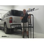Curt 17x46 Hitch Cargo Carrier Review - 2004 Chevrolet Tahoe