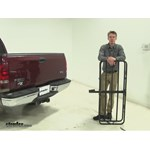 Curt 17x46 Hitch Cargo Carrier Review - 2004 Ford F-250 and F-350 Super Duty