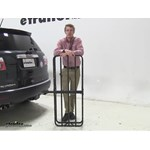 Curt 17x46 Hitch Cargo Carrier Review - 2011 GMC Acadia