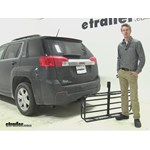 Curt 17x46 Hitch Cargo Carrier Review - 2014 GMC Terrain