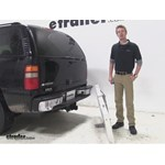 Curt 19x60 Hitch Cargo Carrier Review - 2003 Chevrolet Tahoe