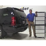 Video review curt 24x60 cargo carrier c18152