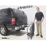 Curt 24x60 Hitch Cargo Carrier Review - 2003 Chevrolet Tahoe