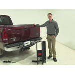 Curt 24x60 Hitch Cargo Carrier Review - 2004 Ford F-250 and F-350 Super Duty