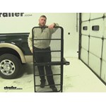 Curt 24x60 Hitch Cargo Carrier Review - 2012 Ford F-250 and F-350 Super Duty