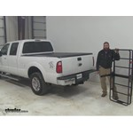Curt 24x60 Hitch Cargo Carrier Review - 2015 Ford F-250 Super Duty