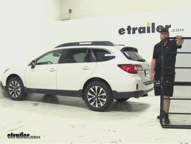 Best Subaru Outback Wagon Cargo Carriers  etrailercom