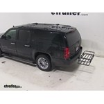 Curt Hitch Cargo Carrier Review - 2007 Chevrolet Suburban