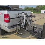 Curt Clamp On 3 Bike Rack for 2 Inch Ball Mounts Review