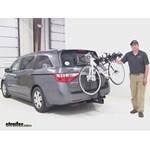 Curt  Hitch Bike Racks Review - 2012 Honda Odyssey