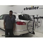 Curt  Hitch Bike Racks Review - 2014 Buick Enclave