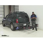 Curt  Hitch Cargo Carrier Review - 2001 Nissan Xterra
