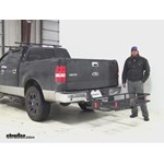 Curt  Hitch Cargo Carrier Review - 2006 Ford F-150