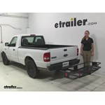 Curt  Hitch Cargo Carrier Review - 2006 Ford Ranger