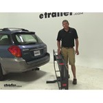 Curt Cargo Carrier Review - 2006 Subaru Outback Wagon