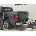 Curt  Hitch Cargo Carrier Review - 2008 Chevrolet Silverado
