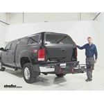 Curt  Hitch Cargo Carrier Review - 2010 GMC W-Series