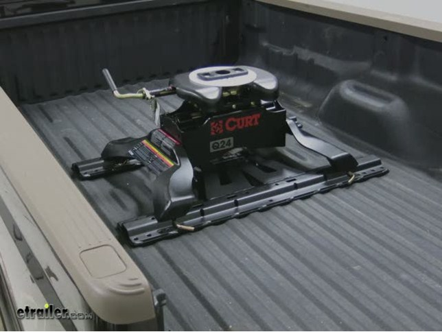 Curt Fifth Wheel Hitch >> Curt Q24 5th Wheel Trailer Hitch Dual Jaw 24 000 Lbs