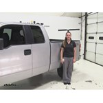 Darby Extend A Truck Hitch Cargo Carrier Review - 2005 Ford F-150