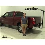 Darby Extend-A-Truck Hitch Cargo Carrier Review - 2005 Toyota Tundra
