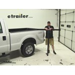 Darby Extend A Truck Hitch Cargo Carrier Review - 2007 Ford F-250 and F-350 Super Duty