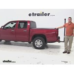 Darby Extend A Truck Hitch Cargo Carrier Review - 2010 Chevrolet Colorado