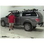Darby Extend-A-Truck Hitch Cargo Carrier Review - 2012 Ford F-150
