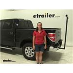 Darby Extend-A-Truck Hitch Cargo Carrier Review - 2013 Ford F-150