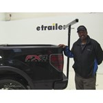 Darby Extend A Truck Hitch Cargo Carrier Review - 2014 Ford F-150